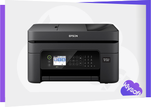 Epson WF-2850 Driver, Software, Manual, Download for Windows, Mac