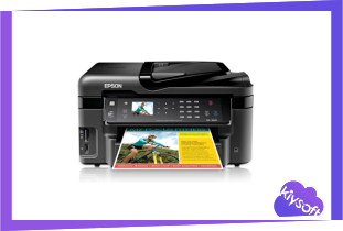 Epson WF-3520 Driver, Software, Manual, Download for Windows, Mac