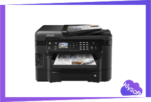 Epson WF-3530 Driver, Software, Manual, Download for Windows, Mac