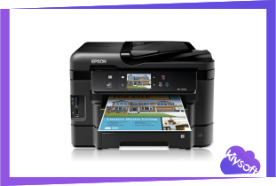 Epson WF-3540 Driver, Software, Manual, Download for Windows, Mac