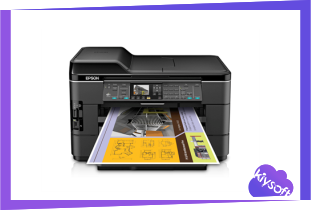 Epson WF-7520 Driver, Software, Manual, Download for Windows, Mac