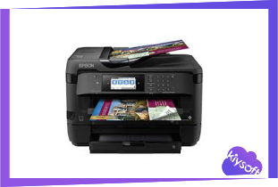 Epson WF-7720 Driver, Software, Manual, Download for Windows, Mac