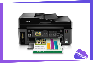 Epson WorkForce 610 Driver, Software, Manual, Download for Windows, Mac