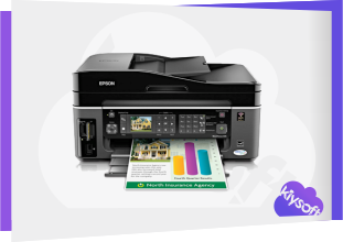 Epson WorkForce 615 Driver, Software, Manual, Download for Windows, Mac