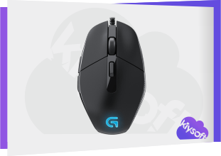 Logitech G302 Daedalus Prime Driver, Software, Manual, Download for Windows, Mac
