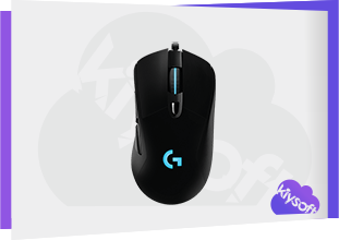 Logitech G403 Prodigy Driver, Software, Manual, Download for Windows, Mac