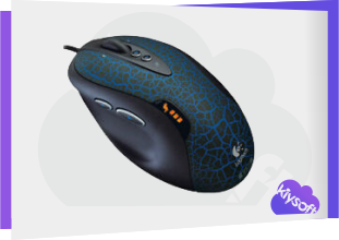 Logitech G5 Laser Mouse SE Driver, Software, Manual, Download for Windows, Mac