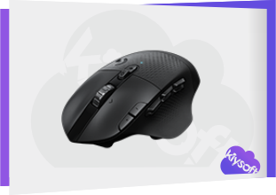 Logitech G604 LIGHTSPEED Wireless Driver, Software, Manual, Download for Windows, Mac