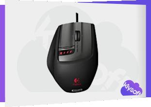 Logitech G9x Laser Mouse Driver, Software, Manual, Download for Windows, Mac