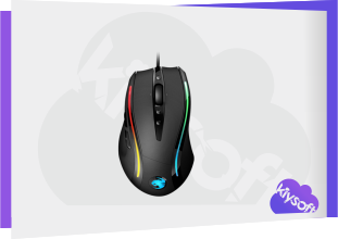 Roccat Kone Driver, Software Download for Windows 10, 8, 7