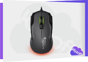 Roccat Kova Driver, Software Download for Windows 10, 8, 7